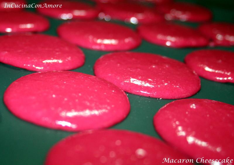 Cheesecake Macarons
